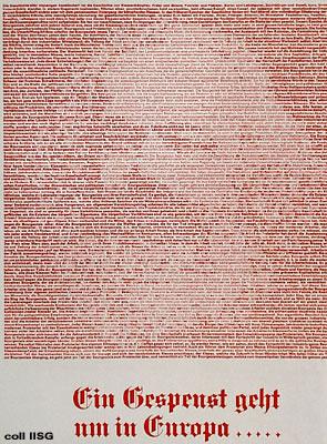 Het Communistisch Manifest Iisg