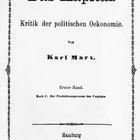 Das Kapital, first edition 1867